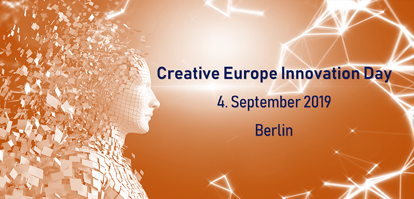 Auf dem Creative Europe Innovation Day