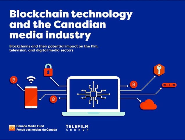 Research Report: Blockchain technology and the Canadian media industry