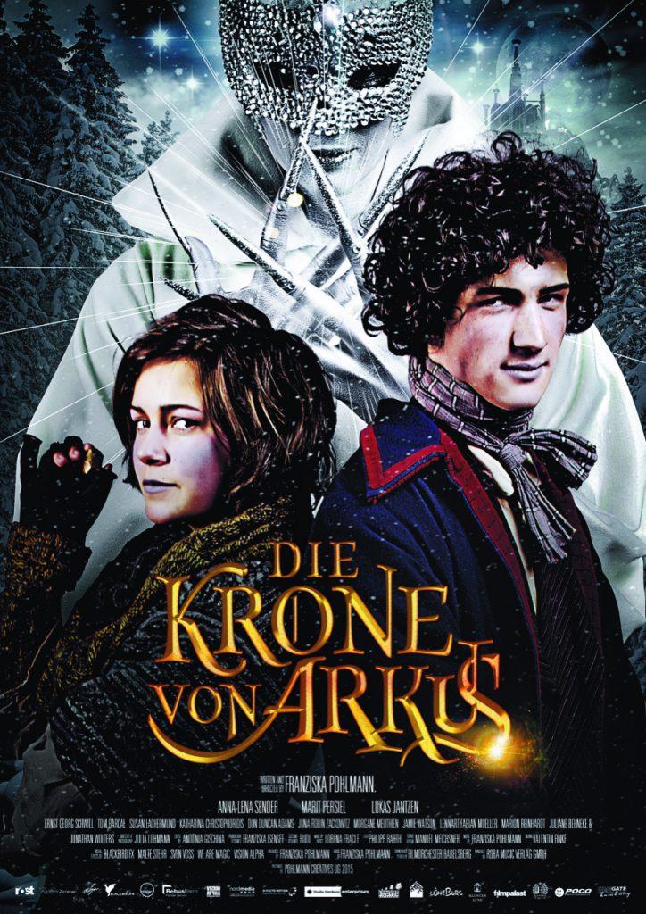 Die Krone von Arkus Film Poster Franziska Pohlmann Portrait Interview Paul Rieth Investoren Spielfilm Filmindustrie