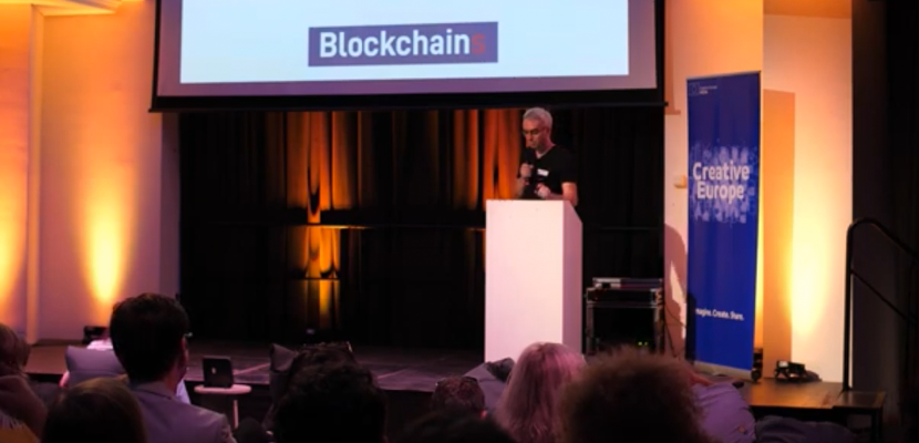 Erwin M. Schmidt about the potential of blockchain for new business models